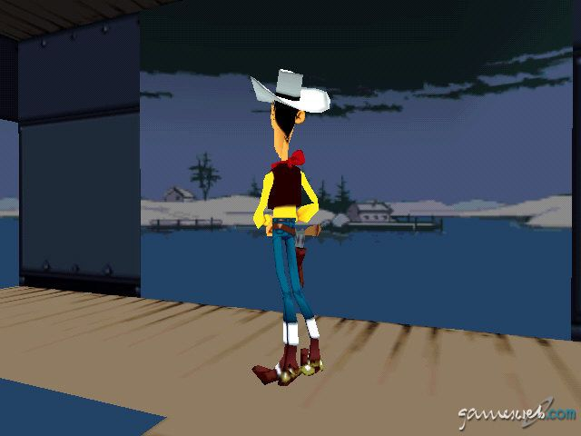 Lucky Luke Western Fever - Screenshots - Bild 18