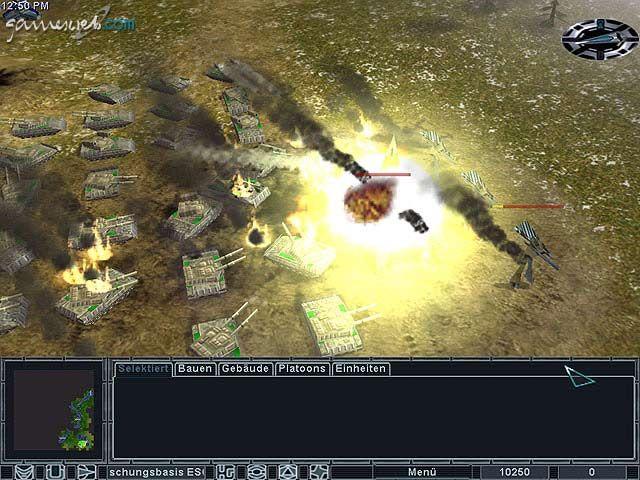 Earth 2150: Lost Souls  Archiv - Screenshots - Bild 3