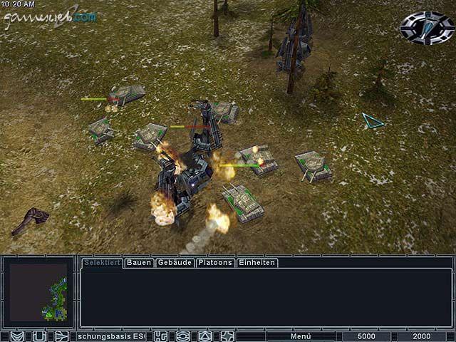 Earth 2150: Lost Souls  Archiv - Screenshots - Bild 4
