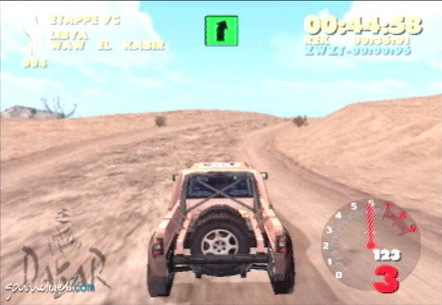 Paris-Dakar Rally - Screenshots - Bild 2