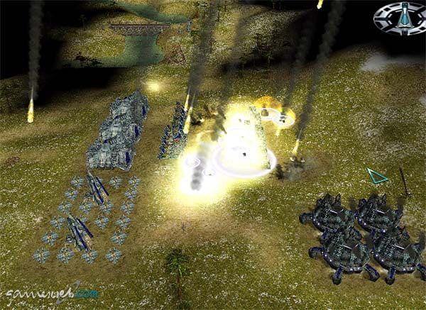 Earth 2150: Lost Souls  Archiv - Screenshots - Bild 6