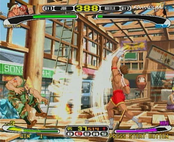 Capcom Vs. SNK 2  Archiv - Screenshots - Bild 17