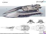 Star Wars Jedi Starfighter  Archiv - Artworks - Bild 6