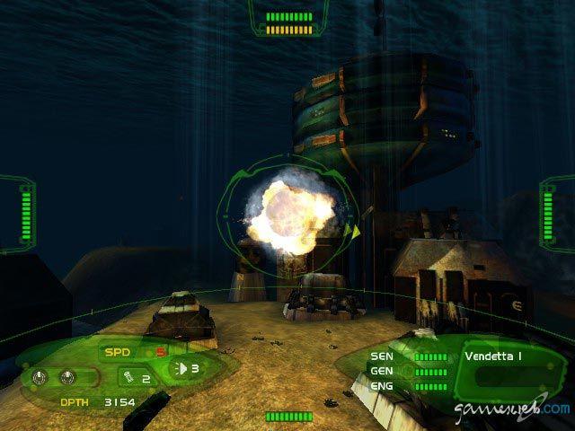 AquaNox - Screenshots - Bild 16