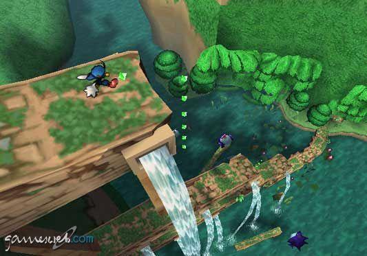Klonoa 2: Lunatea's Veil  Archiv - Screenshots - Bild 19