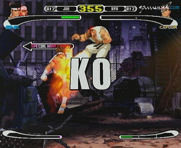 Capcom Vs. SNK 2  Archiv - Screenshots - Bild 23