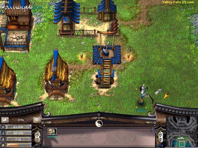 Battle Realms - Screenshots - Bild 11