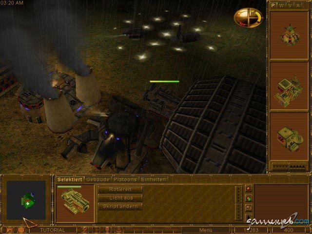 Earth 2150: Lost Souls  Archiv - Screenshots - Bild 9