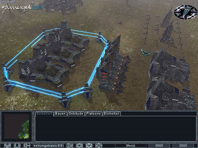 Earth 2150: Lost Souls  Archiv - Screenshots - Bild 5