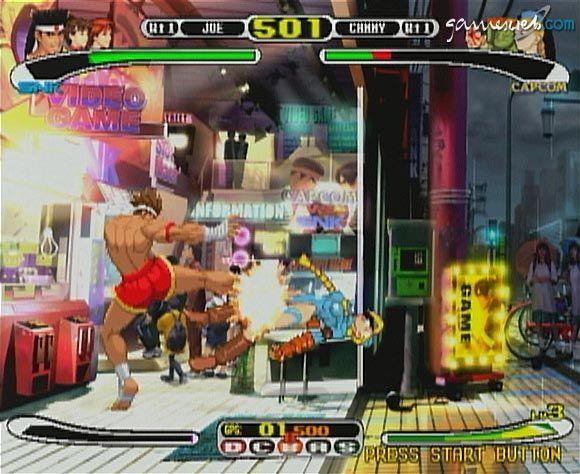 Capcom Vs. SNK 2  Archiv - Screenshots - Bild 18