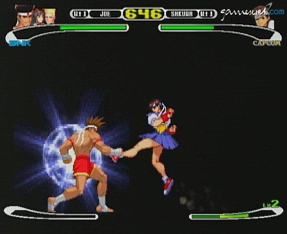 Capcom Vs. SNK 2  Archiv - Screenshots - Bild 21