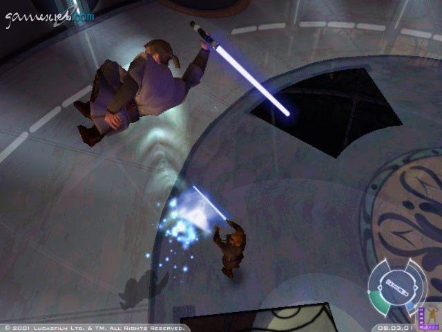 Star Wars: Obi Wan  Archiv - Screenshots - Bild 29