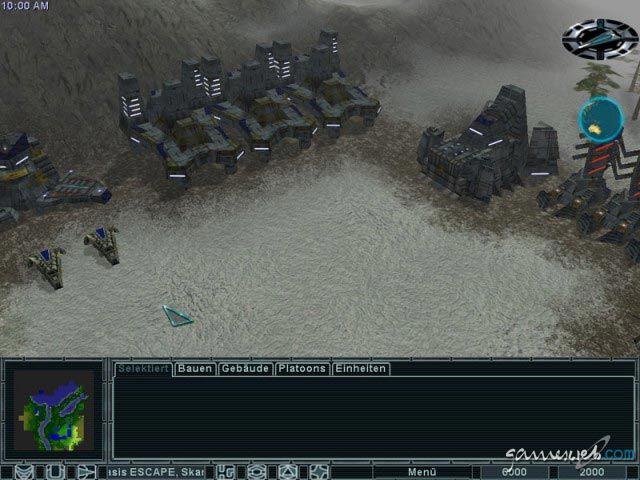 Earth 2150: Lost Souls  Archiv - Screenshots - Bild 10