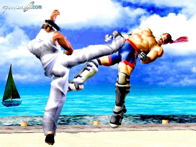 Virtua Fighter 4  Archiv - Screenshots - Bild 47