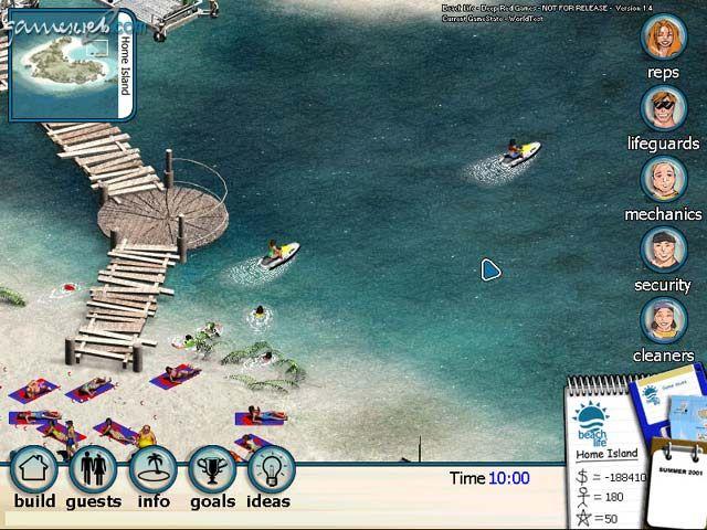 Beach Life - Screenshots & Artworks Archiv - Screenshots - Bild 43