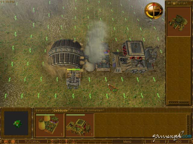 Earth 2150: Lost Souls  Archiv - Screenshots - Bild 8