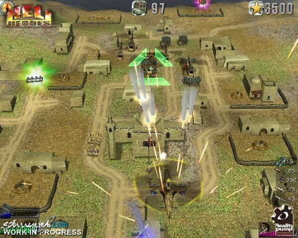 Heli Heroes  Archiv - Screenshots - Bild 3