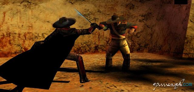Zorro Игра ощущаю самое