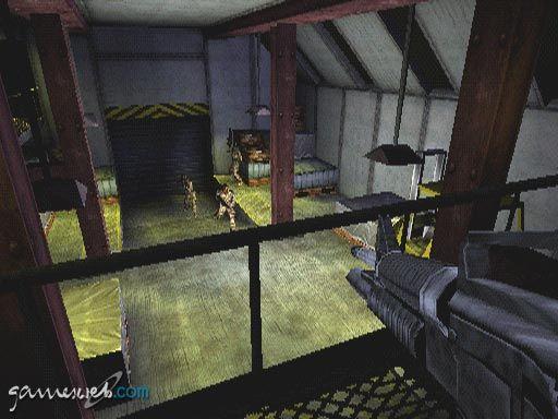 Delta Force: Urban Warfare  Archiv - Screenshots - Bild 4