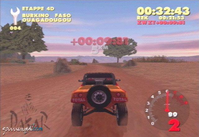 Paris-Dakar Rally - Screenshots - Bild 18
