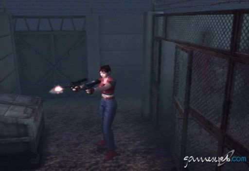 Resident Evil Survivor 2: Code Veronica X - Screenshots - Bild 5