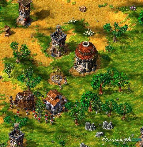 Siedler 4: Die Trojaner und das Elixier der Macht  Archiv - Screenshots - Bild 8