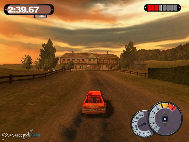 Rally Championship 2002 - Screenshots - Bild 13
