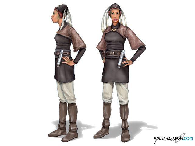 Star Wars Jedi Starfighter  Archiv - Artworks - Bild 2