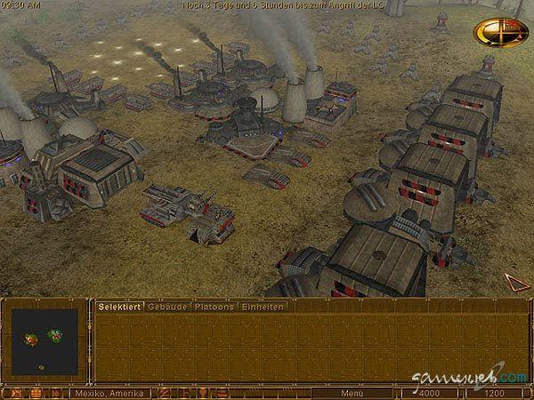 Earth 2150: Lost Souls  Archiv - Screenshots - Bild 7