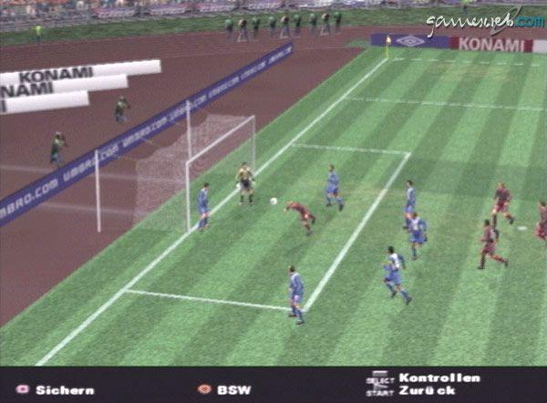 Pro Evolution Soccer - Screenshots - Bild 15