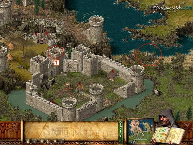 патч 1.2 к stronghold crusader