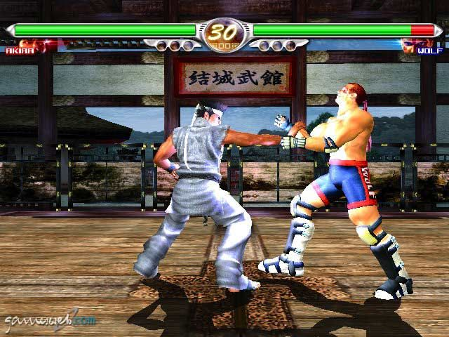 Virtua Fighter 4  Archiv - Screenshots - Bild 27