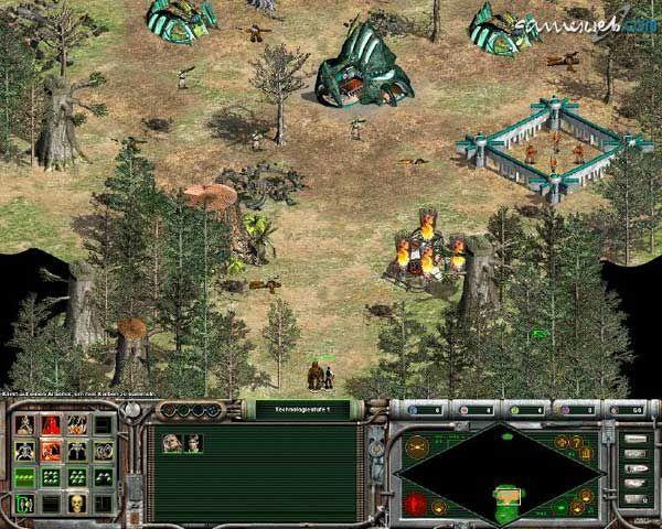 Star Wars: Galactic Battlegrounds - Screenshots - Bild 6