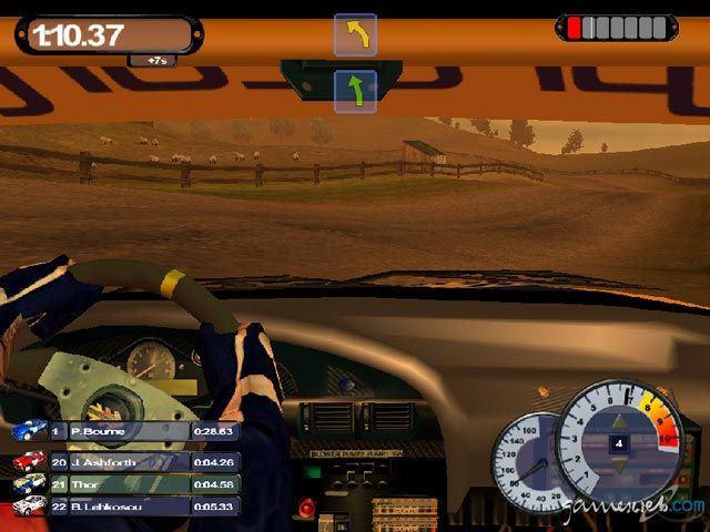 Rally Championship 2002 - Screenshots - Bild 9