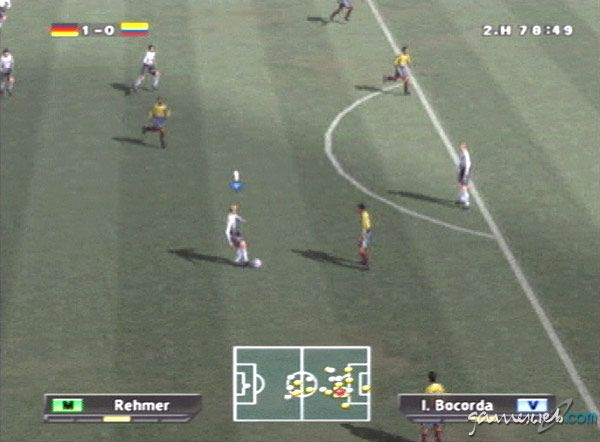 Pro Evolution Soccer - Screenshots - Bild 13