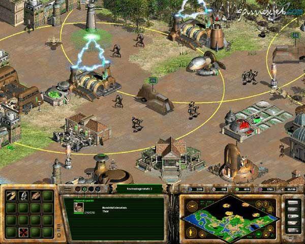 Star Wars: Galactic Battlegrounds - Screenshots - Bild 2