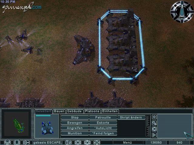 Earth 2150: Lost Souls - Screenshots - Bild 9
