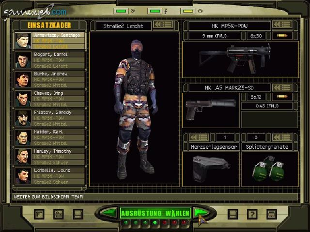 Rogue Spear: Black Thorn - Screenshots - Bild 4