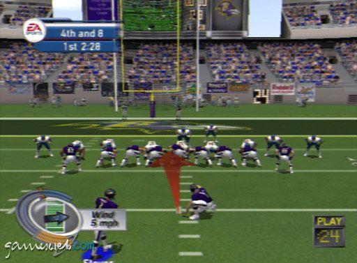Madden NFL 2002 - Screenshots - Bild 13