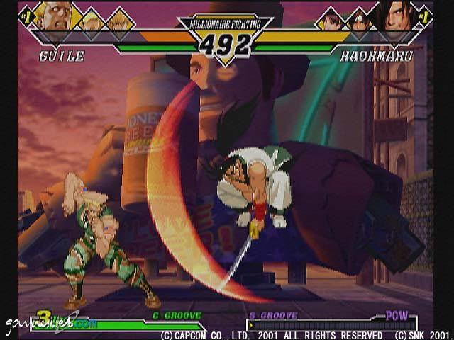 Capcom Vs. SNK 2  Archiv - Screenshots - Bild 12