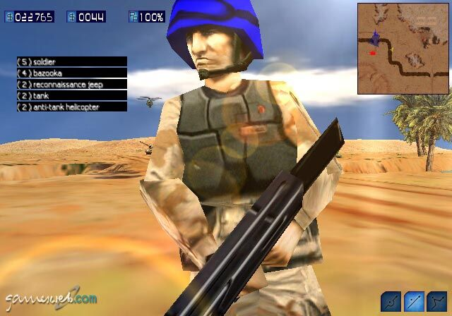 Conflict Zone  Archiv - Screenshots - Bild 36
