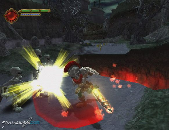 Maximo: Ghosts to Glory  Archiv - Screenshots - Bild 21