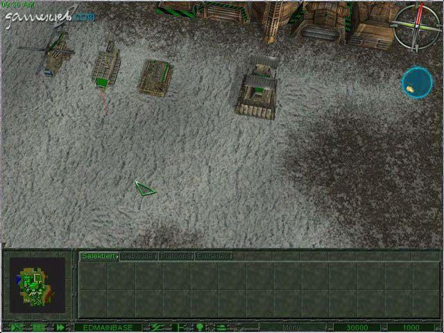 Earth 2150: Lost Souls - Screenshots - Bild 4