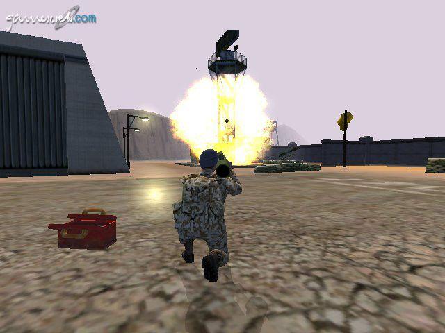 Conflict: Desert Storm  Archiv - Screenshots - Bild 14
