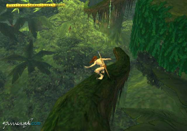 Disney's Tarzan Freeride  Archiv - Screenshots - Bild 6