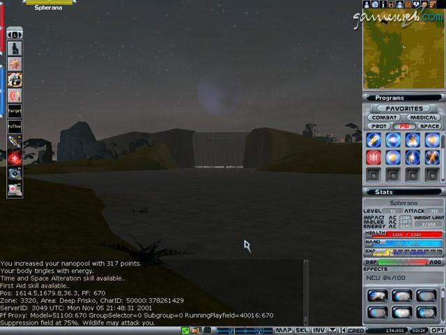 Anarchy Online - Screenshots - Bild 3