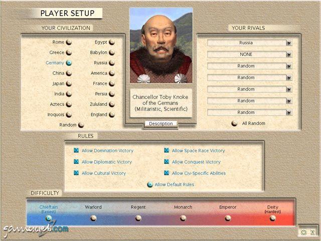 Civilization III - Screenshots - Bild 6