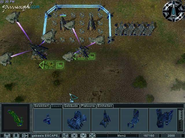 Earth 2150: Lost Souls - Screenshots - Bild 10