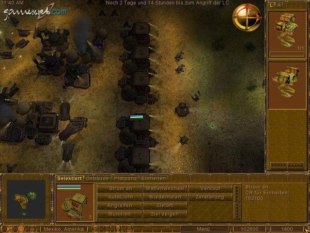 Earth 2150: Lost Souls - Screenshots - Bild 13