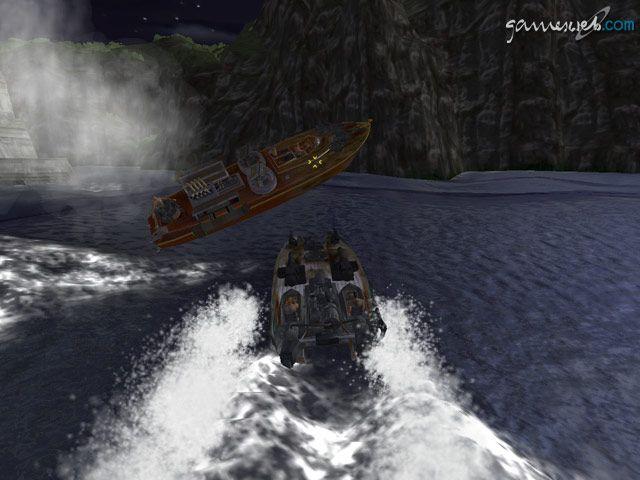 Blood Wake  Archiv - Screenshots - Bild 7